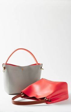 Our bestselling Coral Slouch Hobo Bag has just landed in a grey re-colour! Snap it up now at Oliver Bonas!