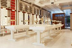 Warby Parker flagship store, New York