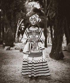 South African Traditional Dresses, Xhosa Attire, African Dress, Traditional Wedding, Dresses With Sleeves, Long Sleeve, Fashion, Moda, Sleeve Dresses