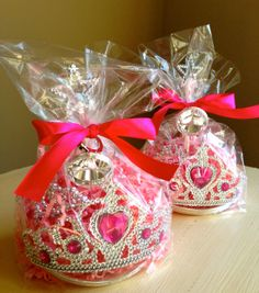Princess favors by rizOHcollection on Etsy, $7.10