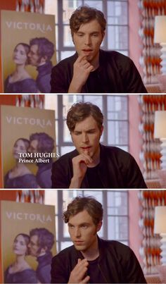 Tom Hughes speaks to PBS about Victoria S2.