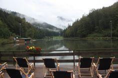 Riessersee im Herbst, Hochzeitsmotto aus M wird M, Pastell und Vintage im Riessersee Hotel Garmisch-Partenkirchen, Bayern