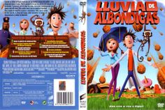 Lluvia de albóndigas (DVD)