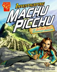 Machu Picchu - Capstone ebooks.  See your TDSB Teacher-Librarian for password access from home