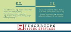 Common Typing Mistakes