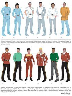 Uniforms Alien Races, Star Trek Movies, Star Trek Universe, Star Trek Ships, Sci Fi, Nerd, Geek Stuff, Family Guy, Star Wars