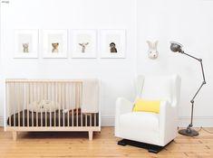 Oeuf NYC Rhea bed - lit barreaux bébé - chambre enfant