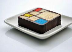 Modern Art Desserts: From Mondrian Cake to Matisse Parfait   Brain Pickings