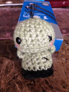 Zombie Amigurumi Monster Swap By Cryssoleil