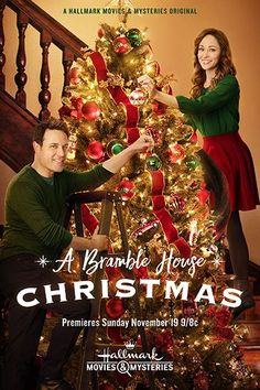 A BRAMBLE HOUSE CHRISTMAS  November 19th 9/8c