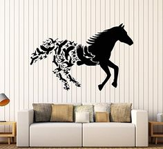 Vinyl Wall Decal Abstract Animals Galloping Horse Racing ... https://www.amazon.com/dp/B077NPRP1B/ref=cm_sw_r_pi_dp_x_He0fAb3414205