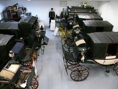 Kutschenmuseum - Bad Wörishofen - Pferdewagen, Kutschen und Gespann