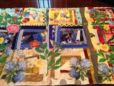 Please vote for this entry from Darlene in Accuquilt Quilt Block Contest!