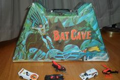 Vintage 1966 Batman Cave and Vehicles | eBay