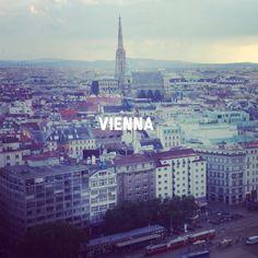 Vienna. Bucket list.