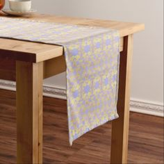 Table runners - romantic gifts ideas love beautiful