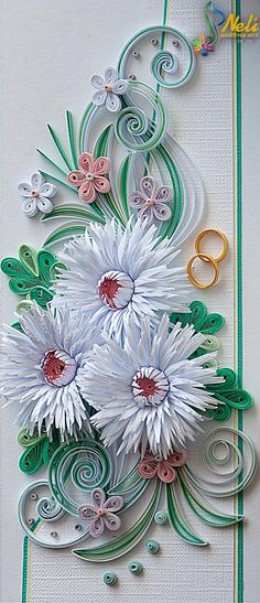 *QUILLING ~ by:  Neli!