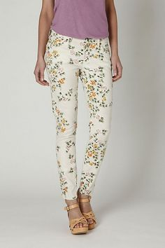 Here's another way to get Katie's leggy Laura Ashley look. $185 at Anthropologie.com.