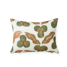 Shop our gorgeous collection of colorful pillows. Each piece is finished with our signature gold St. Frank plate.
