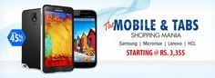 Mobile and Tab shopping mania is here. Star CJ is offering huge discounts with upto 45% on Mobiles and tabs. http://www.starcj.com/mall/disp/template/event_template01.htm?dispNo=000000001958&nowPage=0&totalCount=0  You don't want to miss this!!