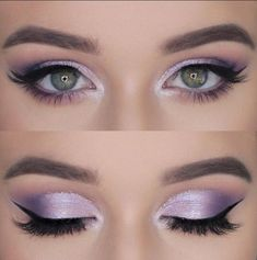 eye makeup 45 Most Stunning And Eye-catching Purple Makeup For Eyes Makes You Unforgettable. 45 Most Stunning And Eye-catching Purple Makeup For Eyes Makes You Unforgettable In Prom - Eye Makeup 𝖊𝖞𝖊 𝖒𝖆𝖐𝖊𝖚𝖕💗 💗 💗 💗 💗 Purple Wedding Makeup, Wedding Makeup Tips, Purple Eye Makeup, Wedding Hair And Makeup, Bridal Makeup, Purple Makeup Looks, Purple Smokey Eye, Makeup Inspo, Makeup Inspiration