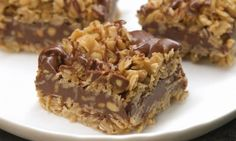Helpful Reviews From Allrecipes.com  As my daughter and I were making these, she thought that they would look so plain - so we decided to reserve some of the chocolate/peanut butter mixture. We put it in