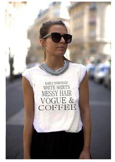 Hoi! Ik heb een geweldige listing gevonden op Etsy https://www.etsy.com/nl/listing/207567802/vogue-shirt-more-issues-tshirt-chanel