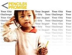Pencils of Promise- building schools in developing nations- love these guys