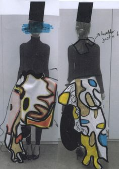 Central Saint Martins MA Fashion graduate Beth Postle talks about staying true to her passion in handcrafted textile, and steadily developing a business.
