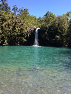 Saltos del Petrohué | Chile | South | Places to Travel Sur Chile, Places To Travel, Waterfall, Vacation, World, Photography, Outdoor, Places To Visit, Countries
