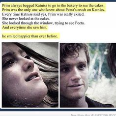 It's cute, but I prefer Gale and Katniesss.