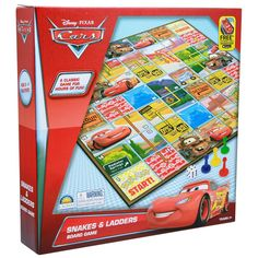 DavesDeals Disney Pixar Cars... - http://davesdeals.com.au/products/disney-pixar-cars-snakes-ladders-board-game?utm_campaign=social_autopilot&utm_source=pin&utm_medium=pin #Childrentoys #Childrenbooks