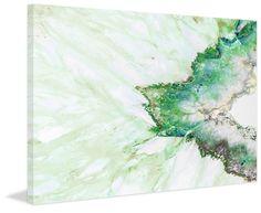 Green Crystal Shards