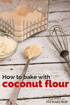 Healthy coconut oil!