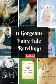 First challenge: a book based on fairytales - I love fairytales so this makes me happy already!