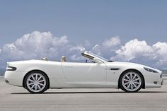 2010 Aston Martin DB9 Convertible