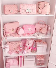 Staying at home should be enjoyable despite the weather outside, Cute Pink, Pretty In Pink, Pink Furniture, Cute Furniture, Bedroom Wall Collage, Pink Wallpaper Iphone, Pink Photo, Glam Room, Aesthetic Room Decor