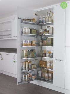 What's new Monday? Do you find it hard to keep your kitchen organised? This week our posts will help solve all of your organisation worries.
