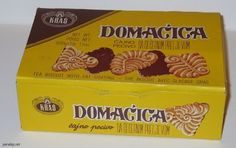Domaćica  = as homemade biscuitis