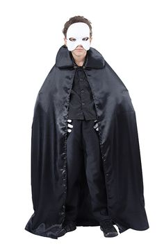Phantom Of Venice Child's Costume £11.95 : Direct 2 U Fancy Dress Superstore. Fancy Dress, Party Themes & Accessories For The Whole Family. http://direct2ufancydress.com/phantom-of-venice-childs-costume-p-4549.html