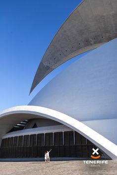Auditorio de Tenerife Adán Martín // Auditorium of Santa Cruz Tenerife, the opera house // Auditorium, Opernhaus, Teneriffa