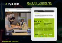 A great web design by rno1 // global brand + digital agency, Los Angeles, CA: Responsive Website, Marketing Website , Software , Design Only