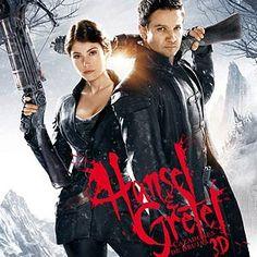 """""""Hansel y gretel cazadores de brujas"""" un cuento muy diferente al que conocíamos, muy pronto en el cine de Huetor Tajar"""