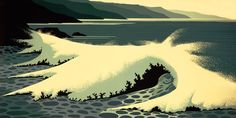 Gallery 21 – Carmel, CA – The Largest Collection of Eyvind Earle Paintings and Serigraphs Worldwide