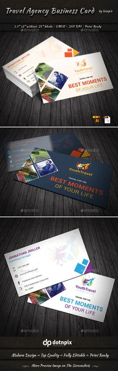 Travel Agency Business Card Template AI, EPS | Buy and Download: http://graphicriver.net/item/travel-agency-business-card/9198433?WT.oss_phrase=&WT.oss_rank=5&WT.z_author=dotnpix&WT.ac=search_thumb&ref=ksioks