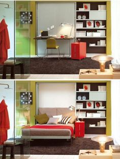 10 great 10 space saving high tech furniture for small homes images rh pinterest com