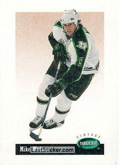 Stars Hockey, Hockey Teams, Hockey Cards, Baseball Cards, Mike Modano, Upper Deck, Nhl, Dallas, Sports