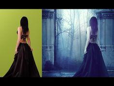 fantasy photoshop manipulation - YouTube