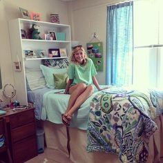 Love this dorm decor - G.T.T.J.