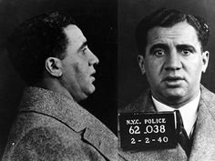 """Abe Reles was a natural born killer. He was a violent and unpredictable man and an early member of the charmingly named Murder, Inc. This was a notorious """"enforcement arm"""" of the American and Jewish Mafia believed to have killed up to 1,000 people during the 1930s and '40s."""
